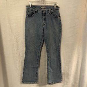 Levis 550 10 Jeans Relaxed Boot Cut